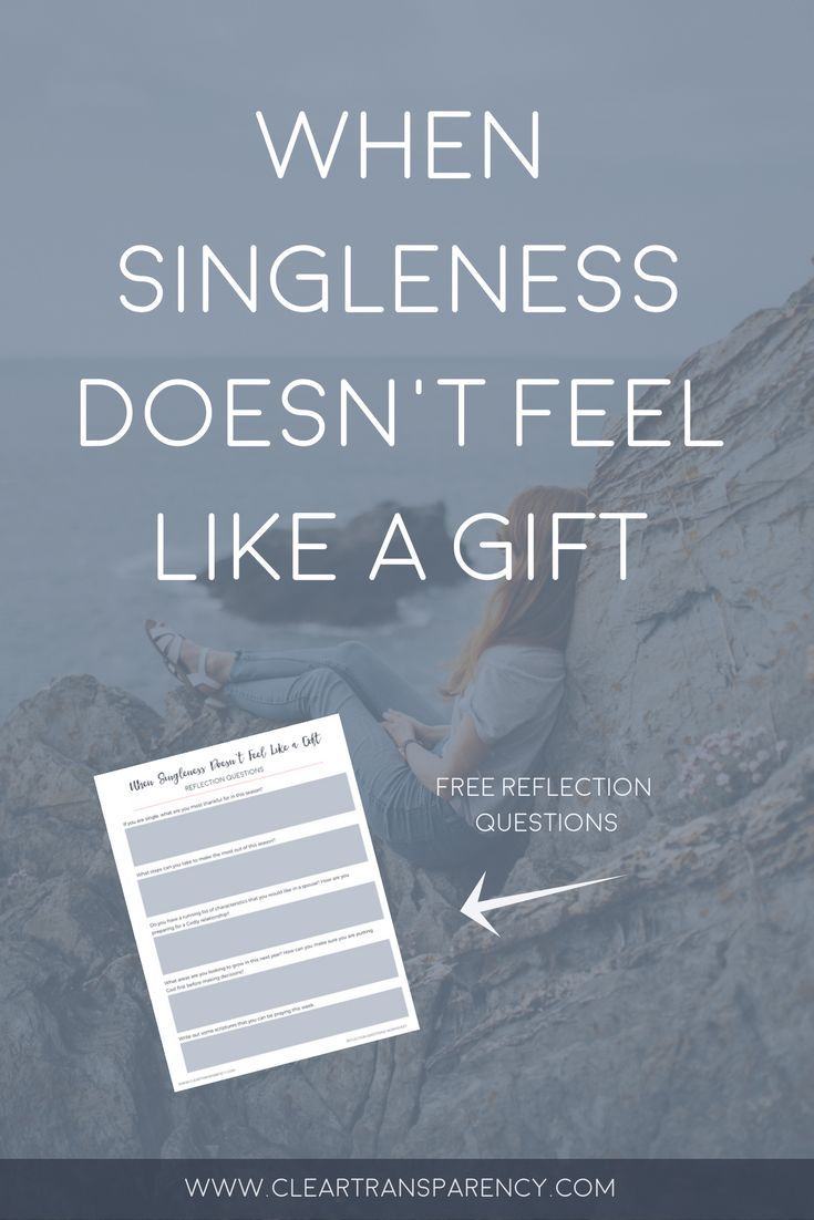 How To Find Contentment In Singleness