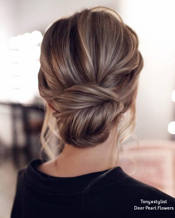 20 Drop-Dead Bridal Updo Hairstyles Ideas from Tonyastylist #shortbridalhairstyles