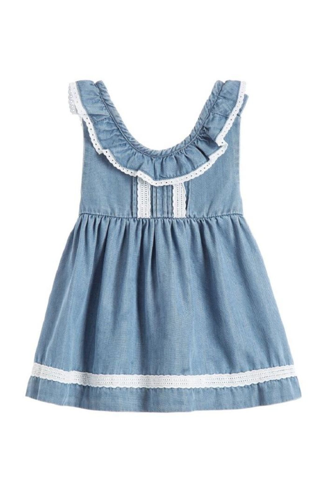 679b5cef24ba Mayoral Dainty Denim Dress - Main Image