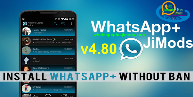 Whatsapp Jimods V4 80 Jimtechs Editions Download Android Apps Hide Apps Android