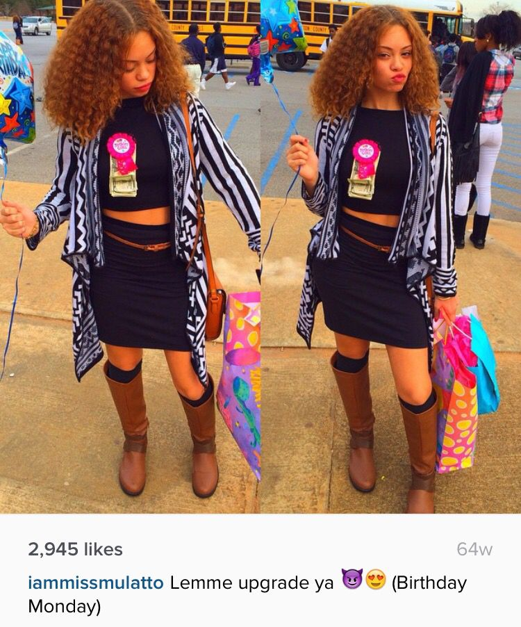 Miss Mulato Birthday Outfit For Teens Birthday Outfit Outfits