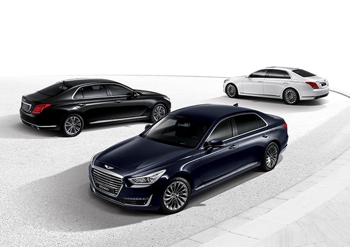 The 2017 Genesis G90 is your first look at Hyundai's new