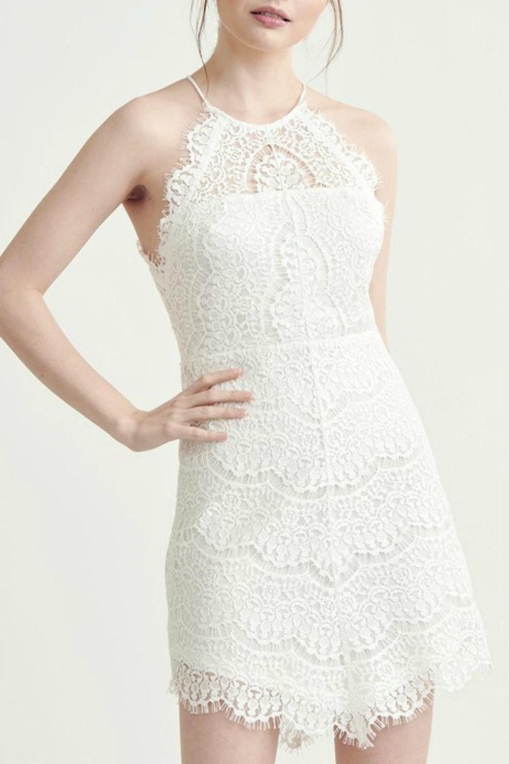 40 Prettiest Rehearsal Dinner Short Wedding Dresses - Page