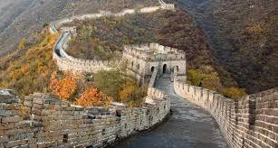 سور الصين العظيم سور الصين العظيم هو أحد أهم مواقع التراث العالمي واختير واحدا من عجائب الدنيا Great Wall Of China Stretched Canvas Prints Wonders Of The World