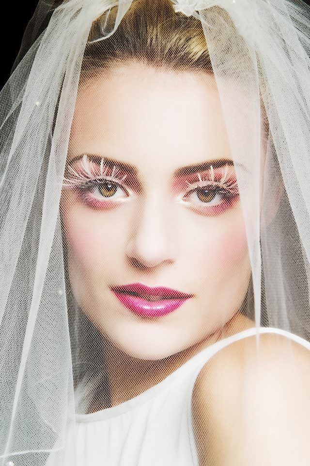 Bridal wedding makeup by TinaBrocklebank
