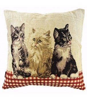 Poduszka Ozdobna Koty Poduszki Ozdobne Poduszki I Koty
