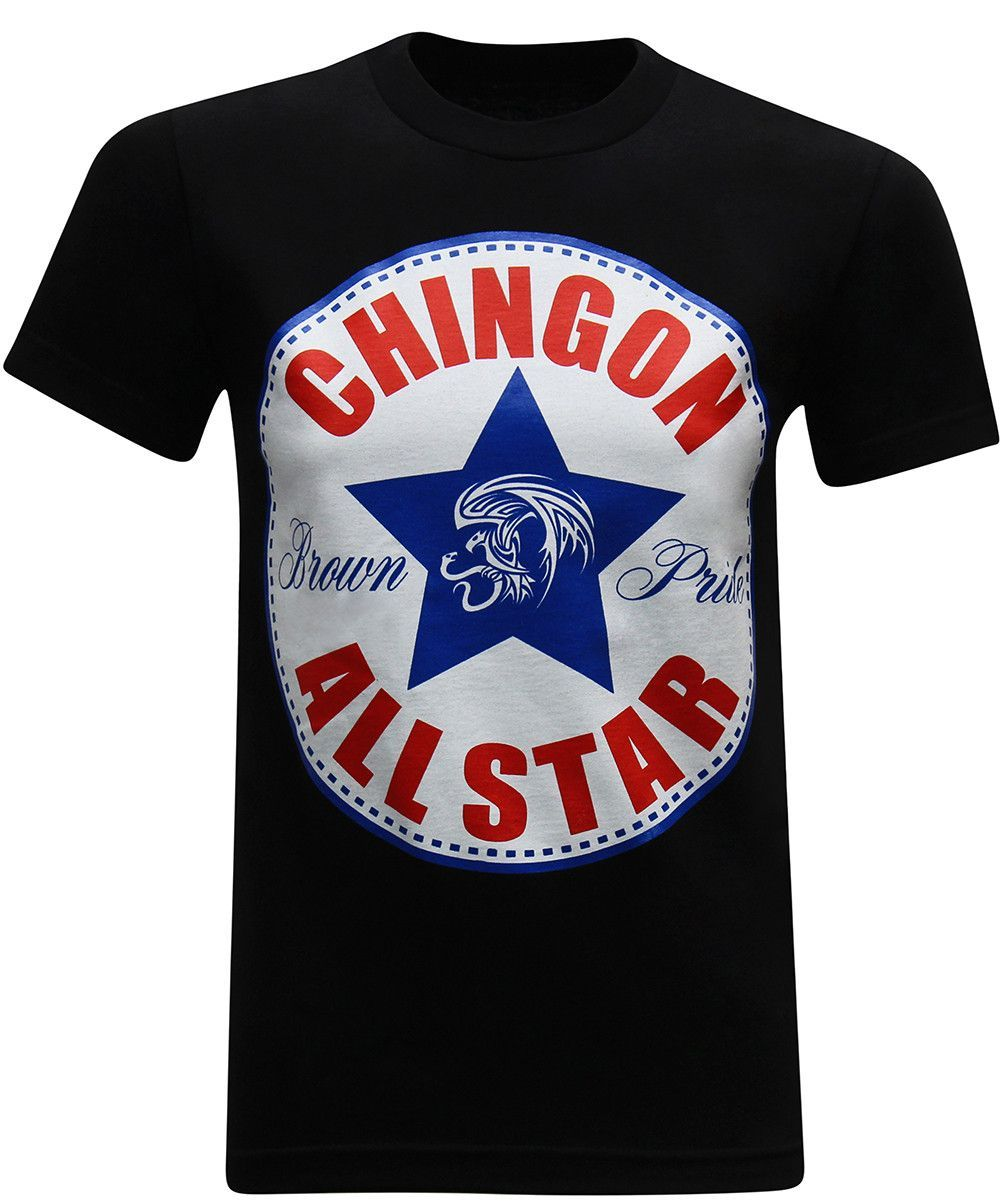 playeras converse all star hombre