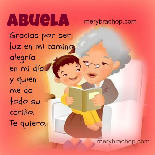 Frases Para Mi Abuela Varios Pinterest Grandparents Mother