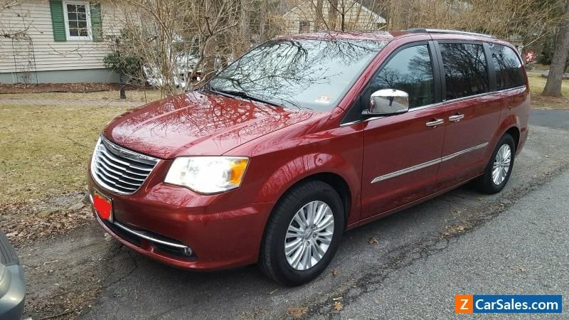2013 Chrysler Town Country Chrysler Townampcountry Forsale