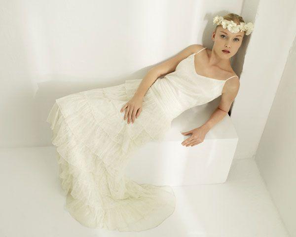 Vestidos de noiva de Otaduy para 2013. #casamento #vestidodenoiva #Otaduy