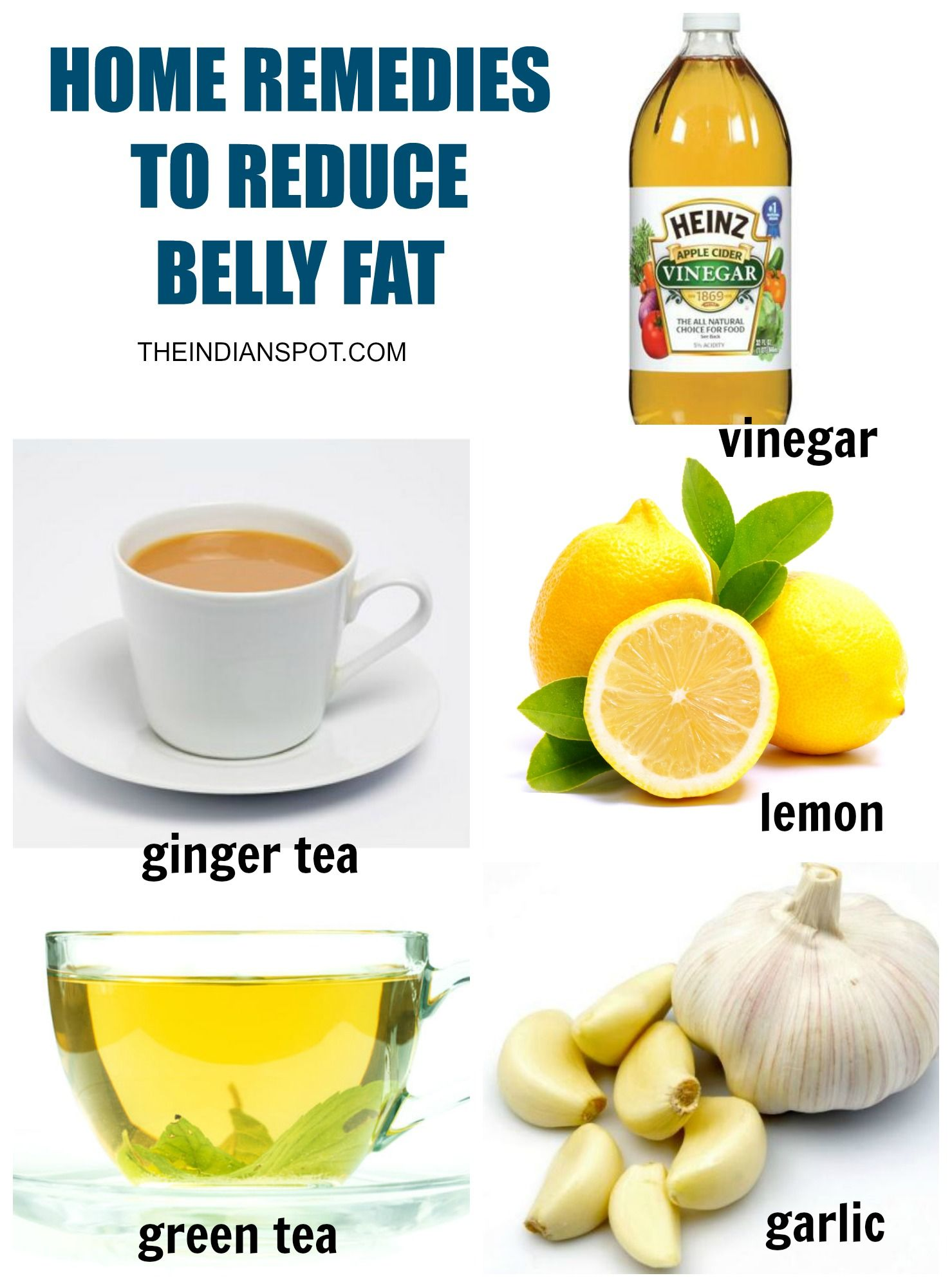 Top home remedies to reduce belly fat | Resolve ...