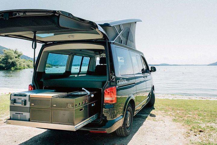 modulsystem calibox box f r schnellen ausbau bulli camper camping und van camping. Black Bedroom Furniture Sets. Home Design Ideas