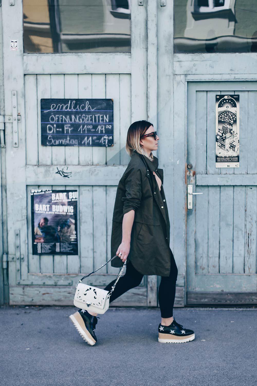 Shoe of the Month: Die Stella McCartney Elyse (Star