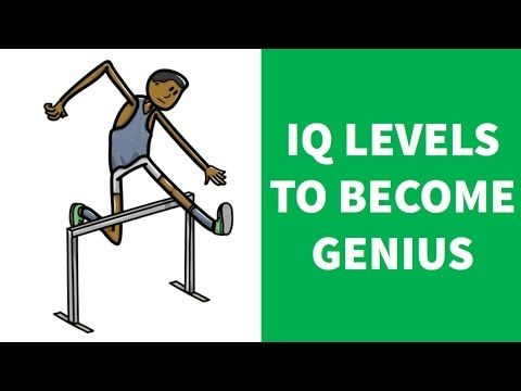 The myth of intelligence quoatient (IQ) Bring Up Genius 6 - iq chart template
