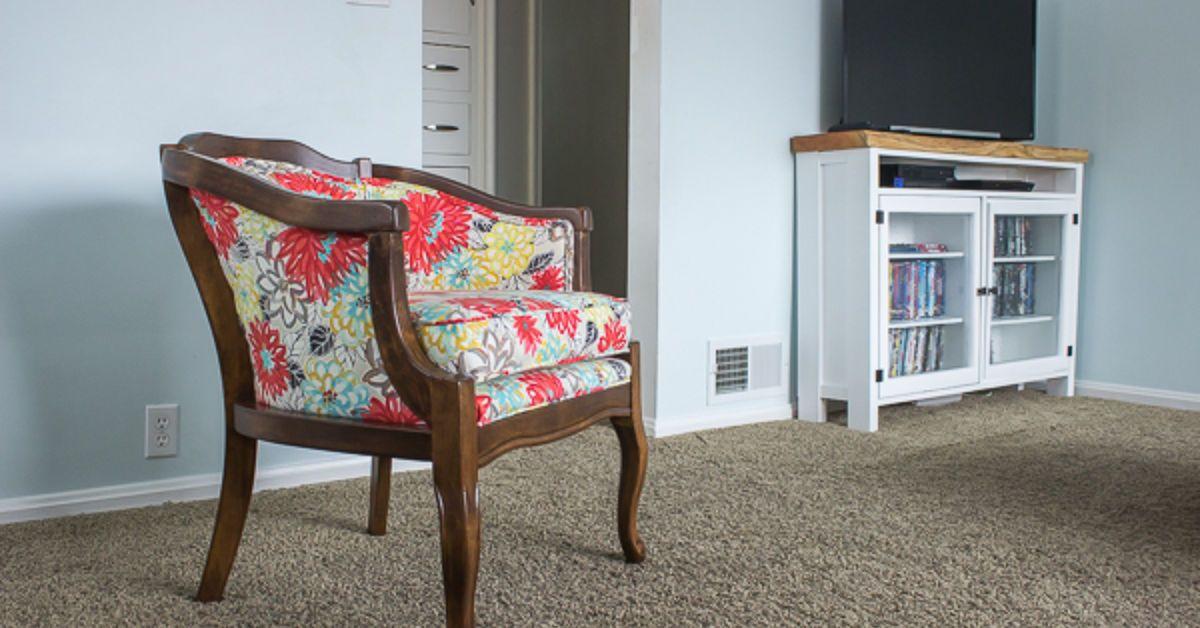Diy Living Room Decor, Barrel