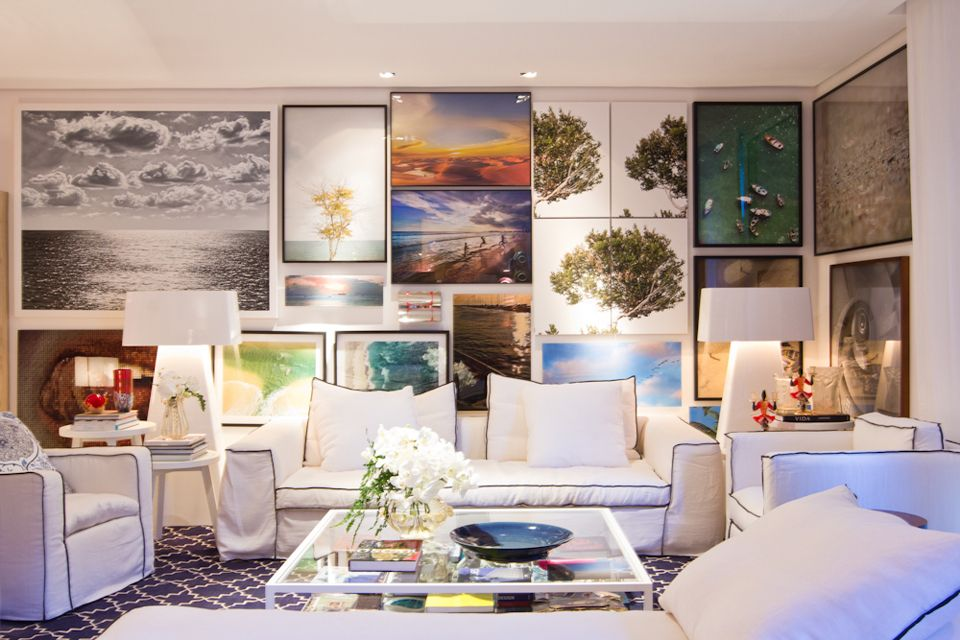 Os ambientes luxuosos da Mostra Black 2012 - Casa