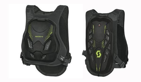 Scott SOFTCON Body Armor (BLK) *LEATT Compatible* SAS-TEC