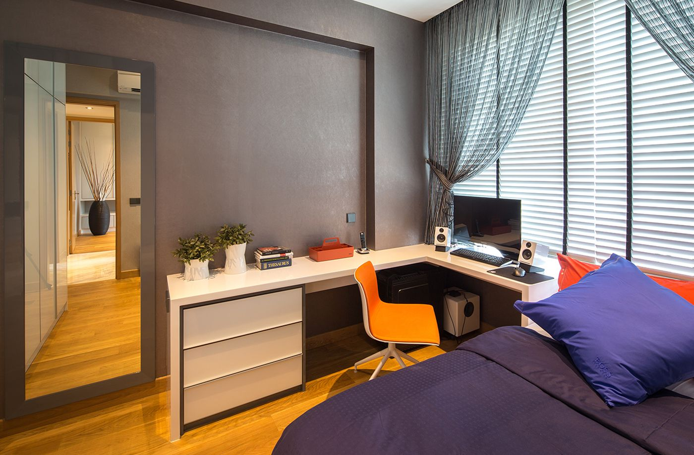 syrb makena #syrb #modern #interior #design #statuario #bedhead