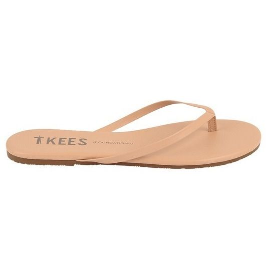 Minka Kelly wearing Tkees Foundations Flip Flops in Sunkissed