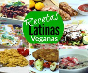 Recetas Latinas Veganas