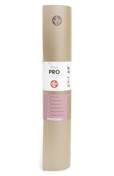 Manduka Limited Edition The Pro Yoga Mat Opal Bm71 71 L X 26 W X 1 4 D New Nwt Manduka Yoga Mat Yoga Mat Yoga Mat Strap