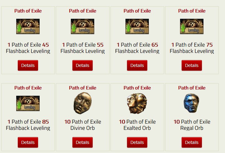 Poe Currency Exchange Path Of Exile Has A System Consisting Various Orbs And