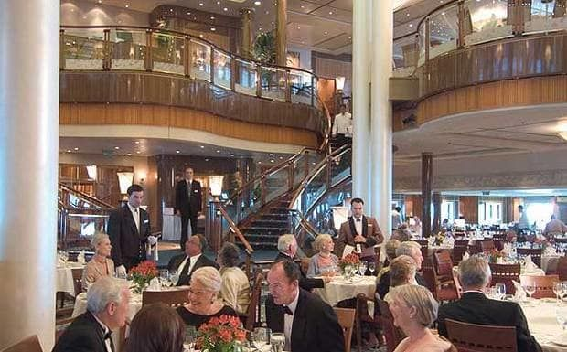 Cunards Queen Mary 2 Is A Spacious Ship Perfect For Both Mature Travellers And Families