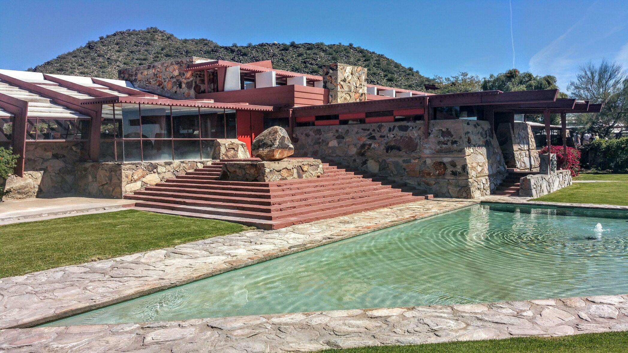 Visiting The Legendary Taliesin West Campus At The Frank Lloyd