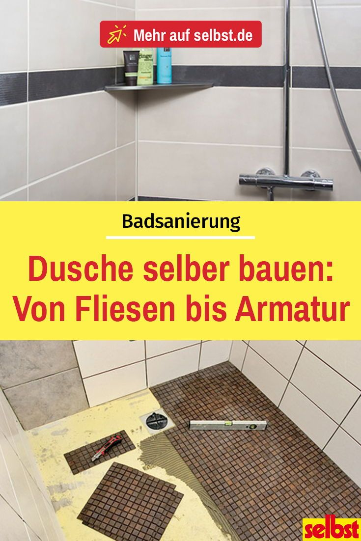 Photo of Build your own shower | self.de