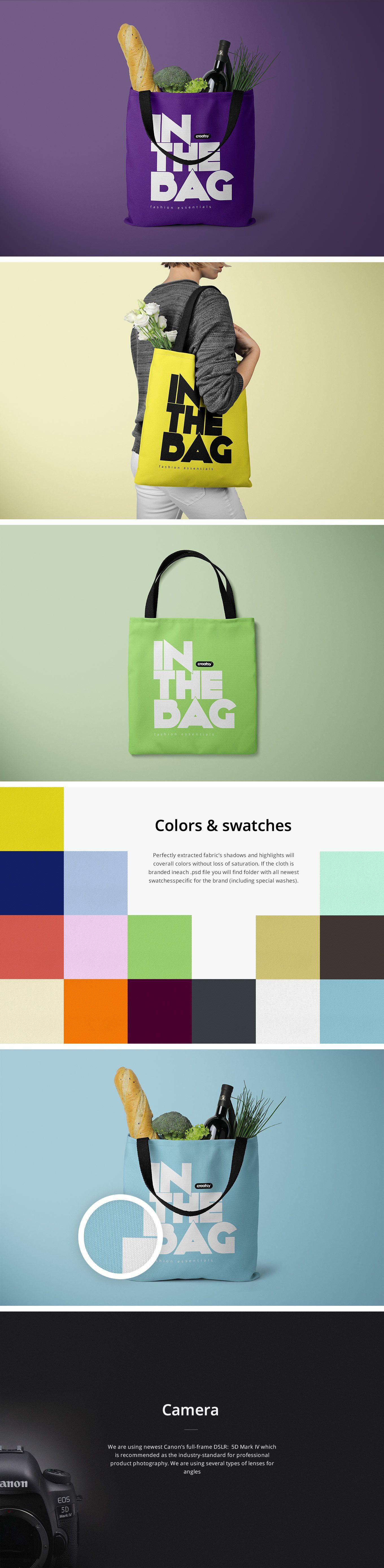 Download Tote Bag Mockups Bag Mockup Mockup Tote Bag