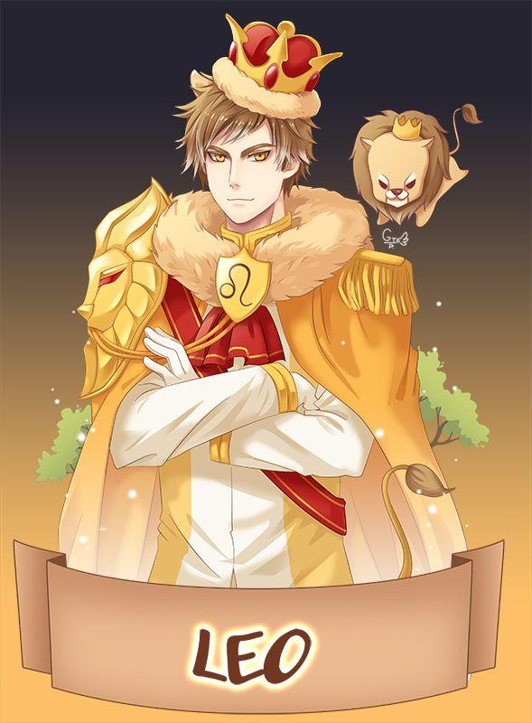 Zodiac Leo by LadyGreanlnw on deviantART | Anime zodiac ...