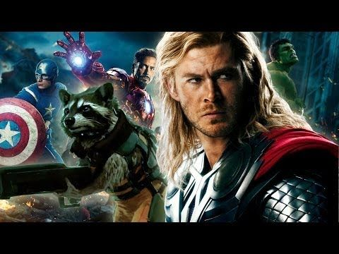 ▶ Thor 2's After Credits Easter Egg Explained! - Comic History 101 - YouTube