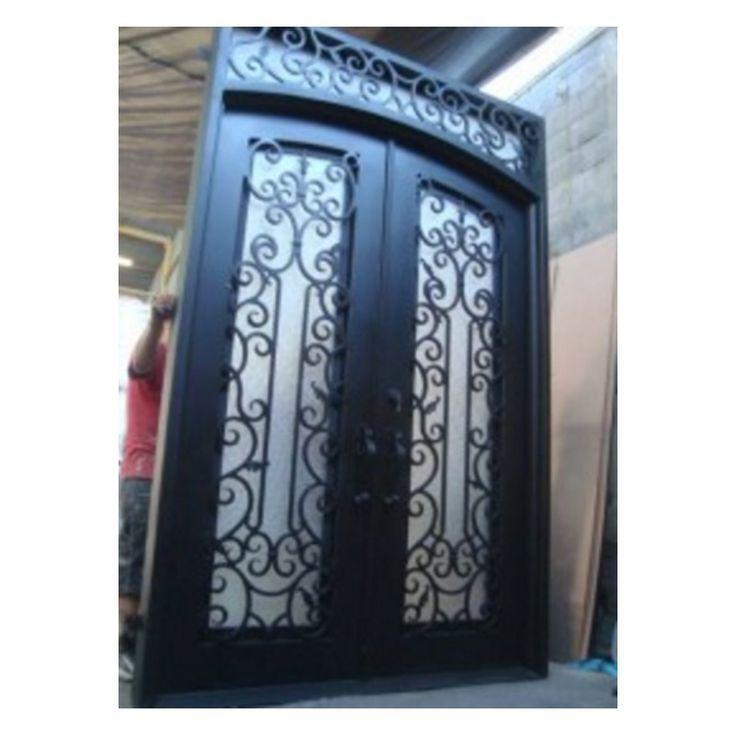 Galvanized steel door fancy steel door steel door price– Ga…
