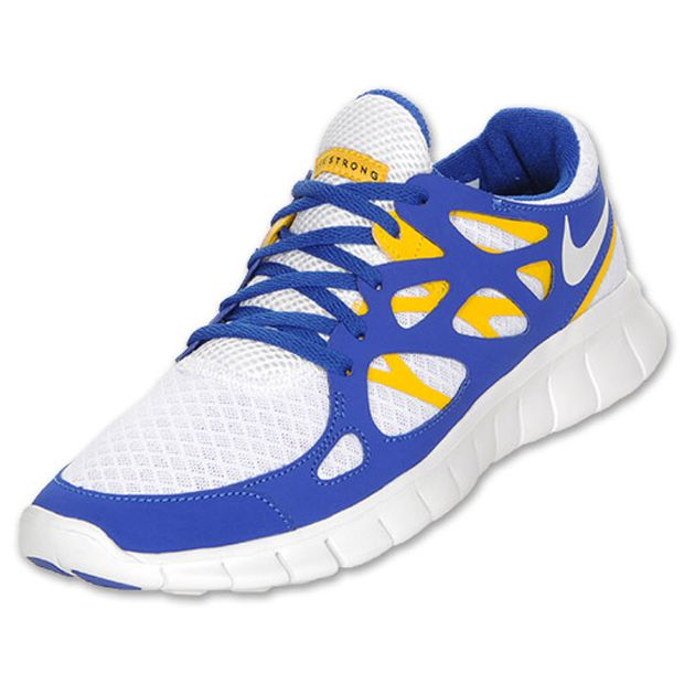 new styles 01637 5ad98 LIVESTRONG x  Nike Free Run