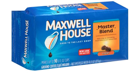 5 Best Coffee Brands Maxwell House Maxwell house