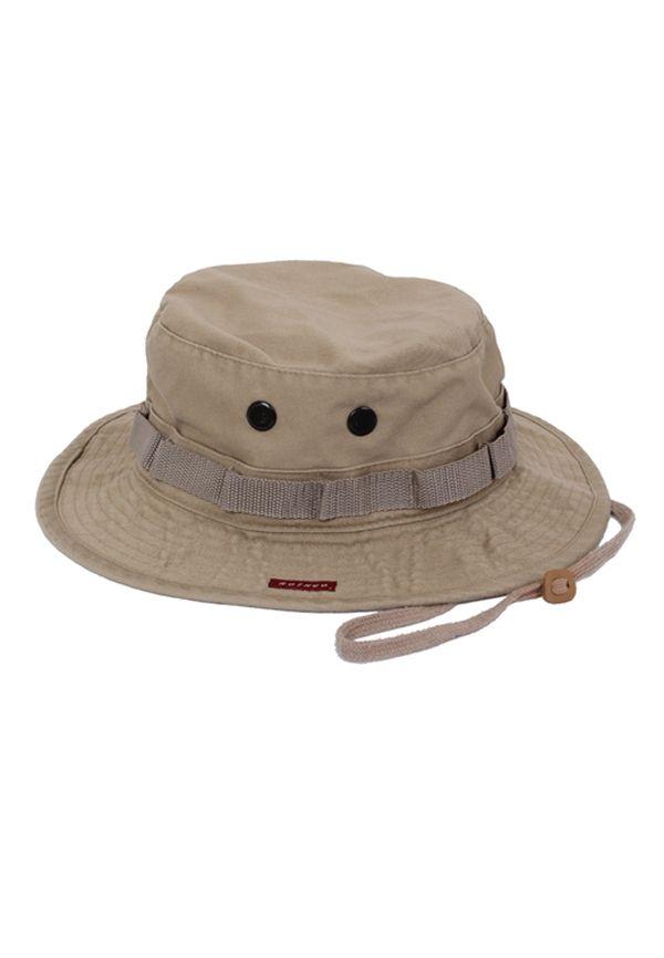 5886765728442 Vintage Military Boonie Hat
