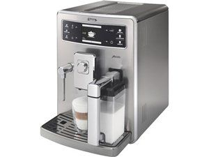 #holidaycooking Stainless Steel Xelsis Espresso Machine by Saeco at Cooking.com