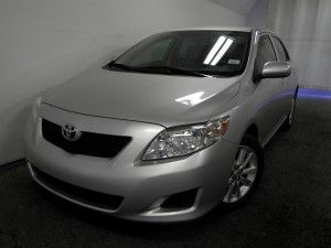 Toyota Corolla Great first car for students affordable with good