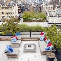 Chelsea Rooftop Terrace