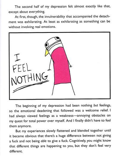 Excerpt from book hyperbole and a half by allie brosh excerpt from book hyperbole and a half by allie brosh ccuart Images