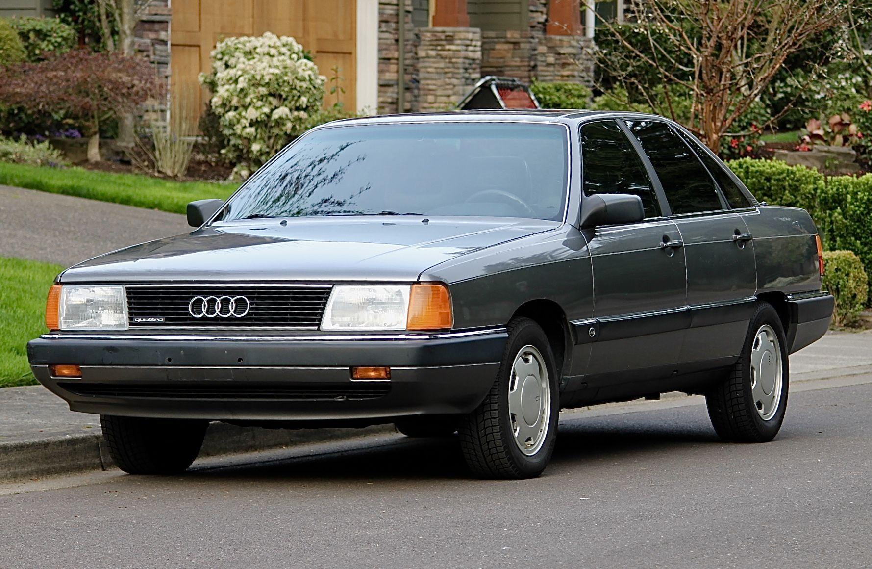 Kelebihan Audi 5000S Harga