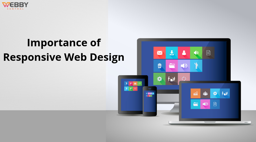 Reason Why Responsive Website Design Is Important For Your Business Responsive Website Design Responsive Web Design Web Design