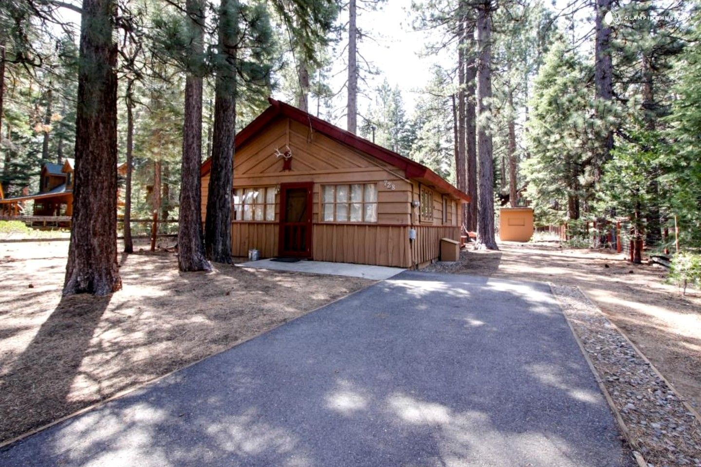 for rentals in boater rental tahoe cabins paradise lakefront rent vacation lake boaters s