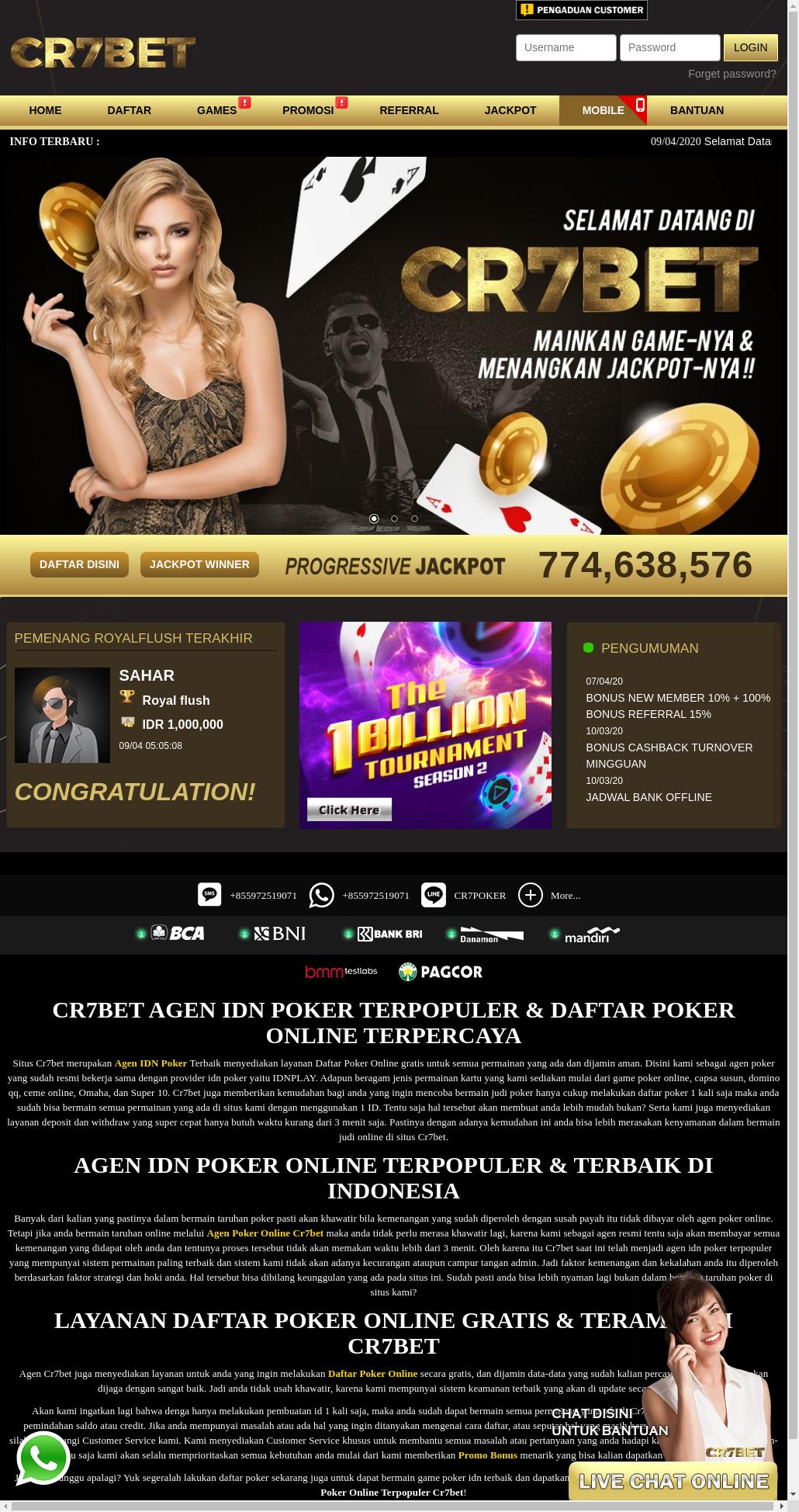 Pin By Sebastian Nyamun On Info Poker Online Poker Online Agen