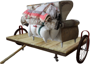 Bokja Design offers many charming items for the home showcasing narrations of the contemporary world.