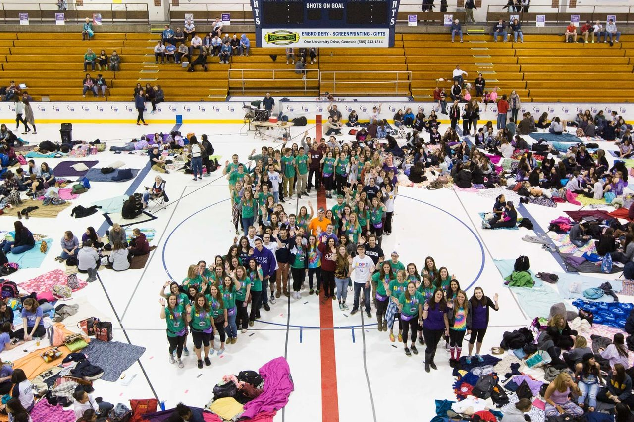 """Our Greatest Relay."" 