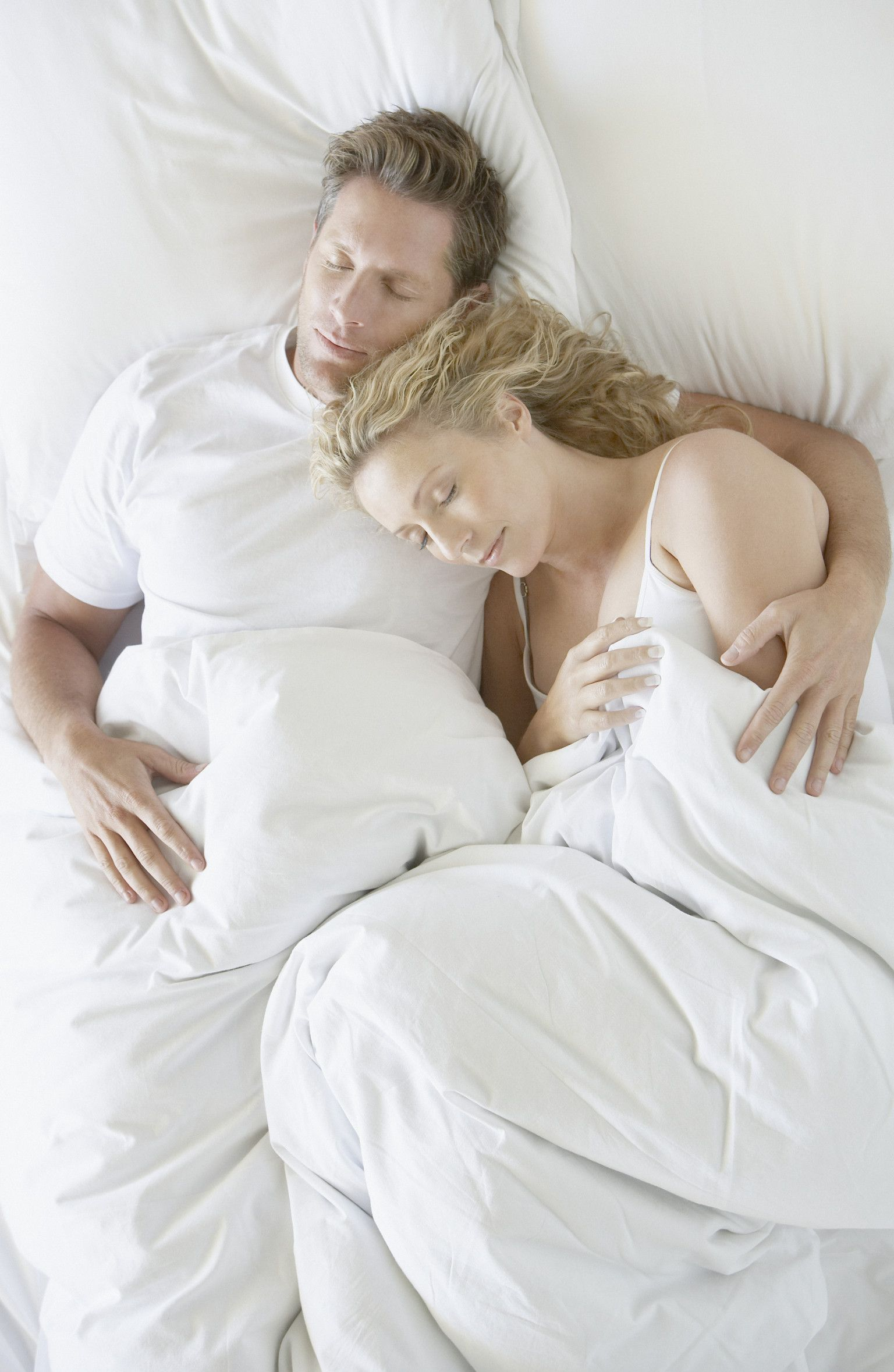 Marriage in trouble when sex life decreases