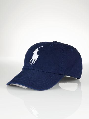 7197ddd2f Wimbledon Classic Cap - Polo Tennis Hats   Scarves - RalphLauren.com ...