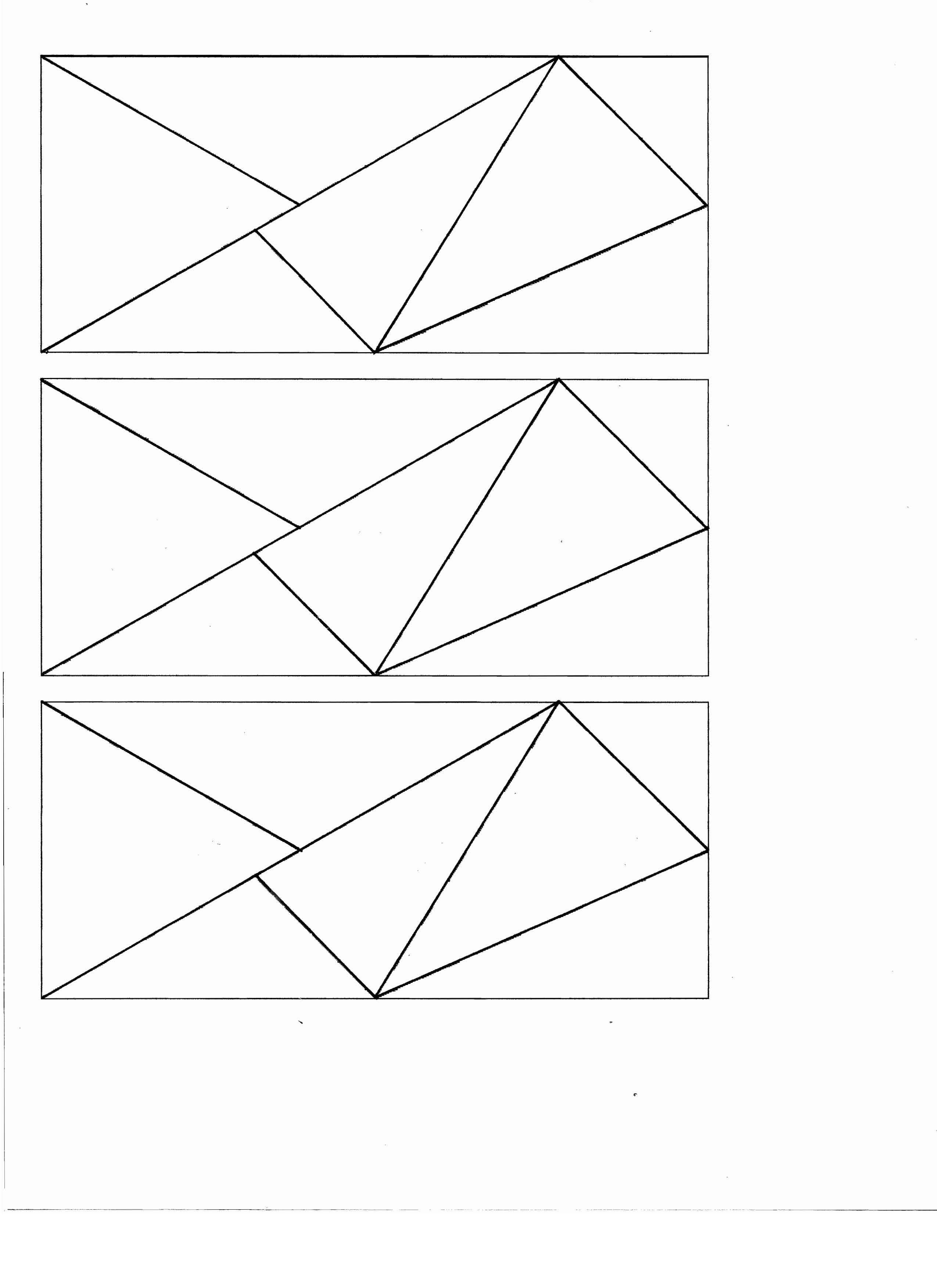 Worksheets Special Segments In Triangles Worksheet 1 of 2 identifying triangles student worksheet grade 7 pre algebra cut out one