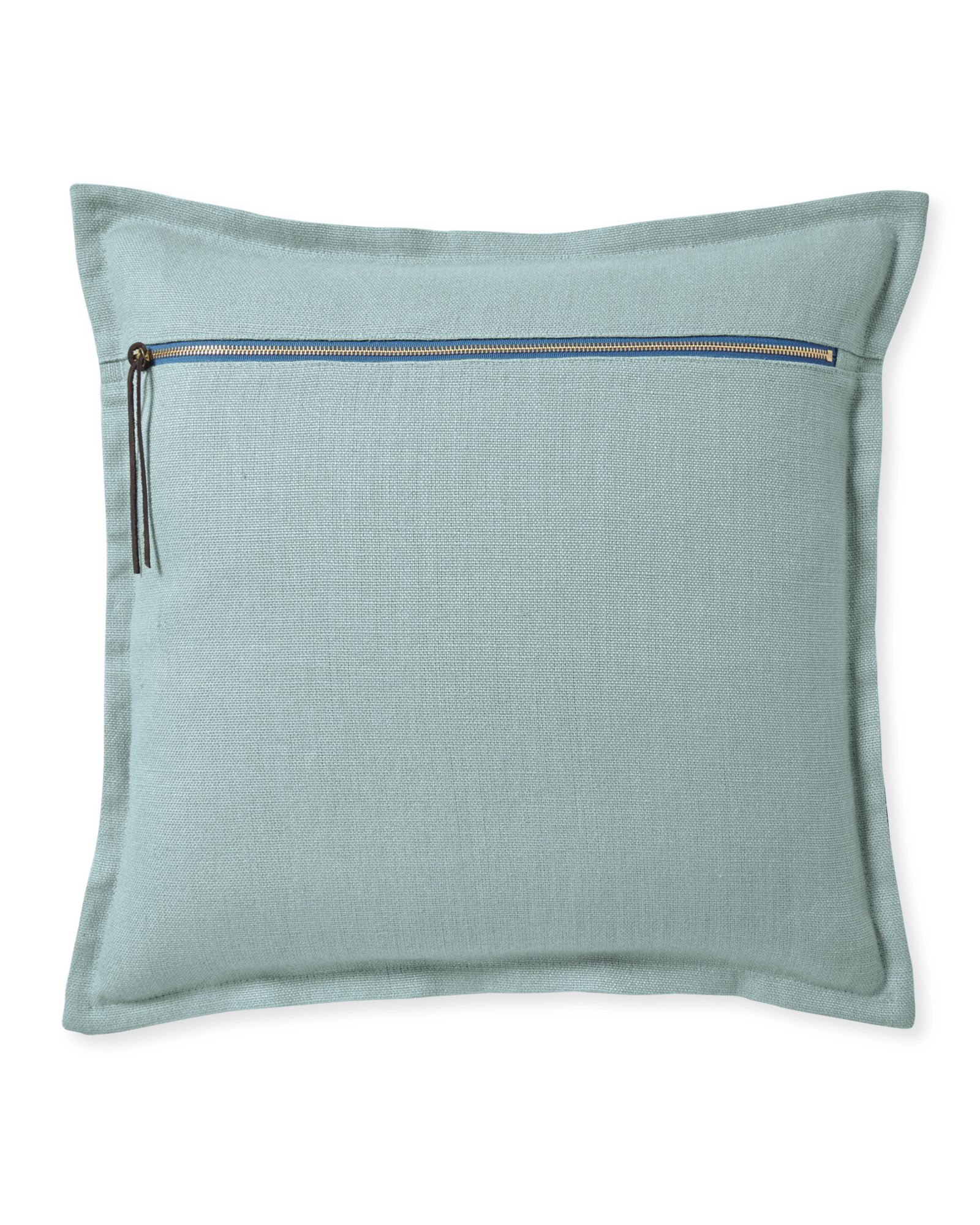 two tone zip pillow cover pillows